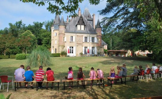 Château le Haget - Glampingguide.co.uk