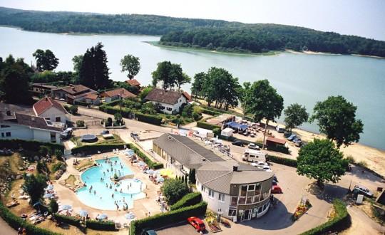 Club Lac de Bouzey - Glampingguide.co.uk