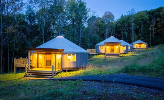Savage River Lodge - Glampingguide.co.uk