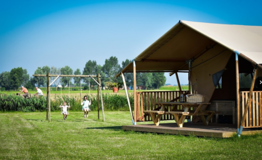 Aan de Vleterbeke - Glampingguide.co.uk