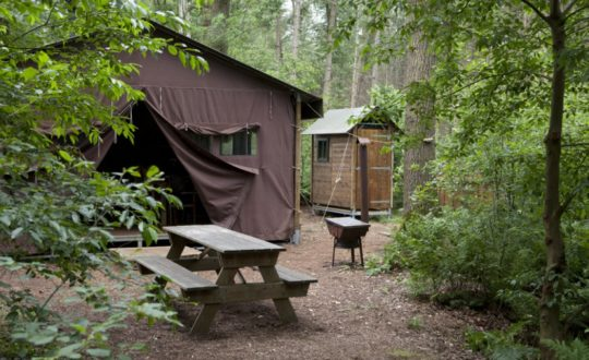 What is glamping? - Glampingguide.co.uk