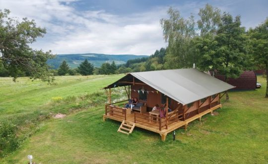 Warsberg - Glampingguide.co.uk