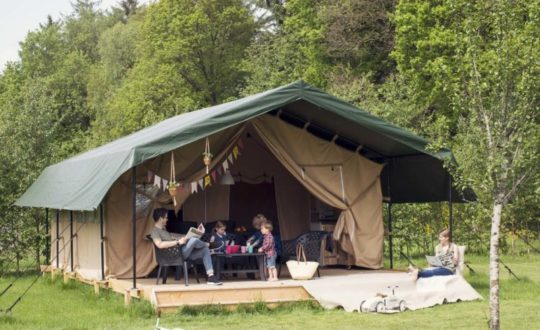 Tikvah - Glampingguide.co.uk