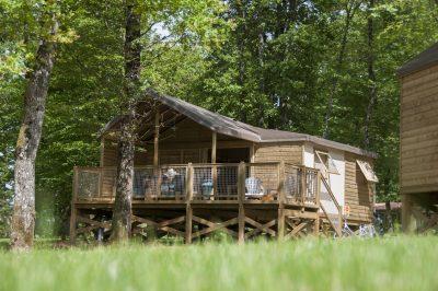 Parc du Val de Loire - Glampingguide.co.uk