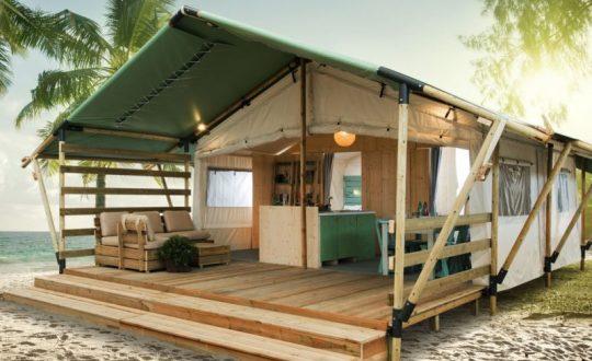 Santa Marina Camping Boutique - Glampingguide.co.uk